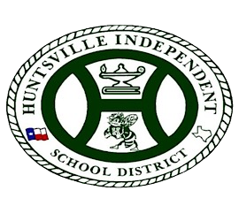 Huntsville Independent School District logo