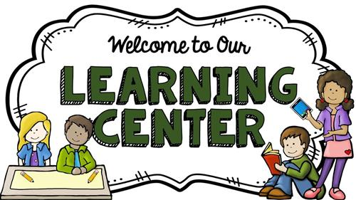 Image result for Welcome to the Learning Center