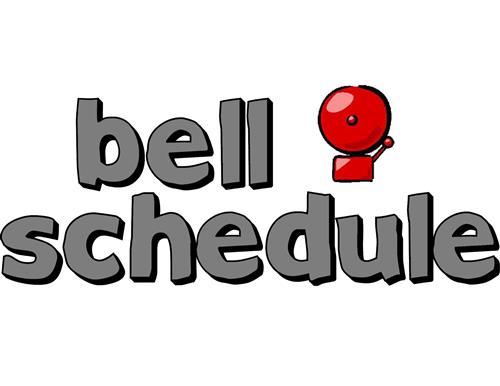 Bell Schedule / Bell Schedule