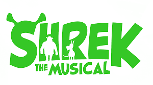 Shrek, The Musical Logo