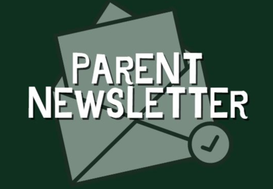 monthly parent newsletter image