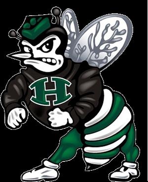 Hornet mascot