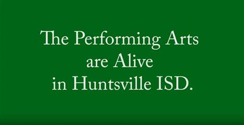 Performing Arts in HISD