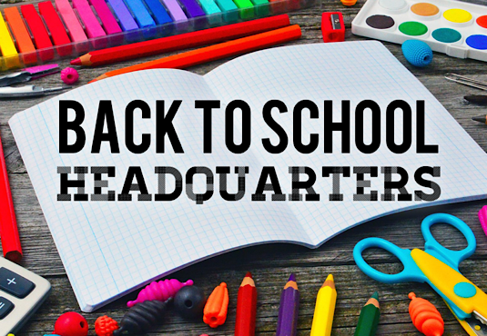 back to school headquarters image